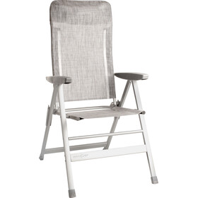 Brunner Skye Four-Legged Chair light grey